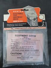 Vintage Robins Electronic Test Equipment Cover Fits Eico Heathkit Knight Amp More