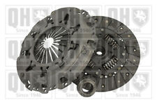 Clutch Kit 3pc (Cover+Plate+Releaser) QKT2320AF Quinton Hazell 205095 2050A4 New
