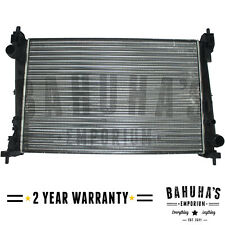 MANUAL RADIATOR FOR A FIAT PUNTO / BRAVO / GRANDE PUNTO / DOBLO 2005>ONWARDS