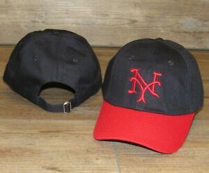 New York Cubans Negro League Grand Slam Adjustable Strapback hat cap size Men's