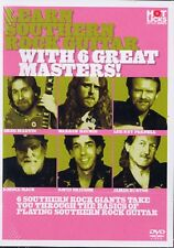 Hot Licks: Learn Southern Rock Guitar With 6 Great Masters! HOT708
