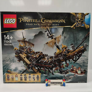 Lego® Pirates of the Caribbean - 71042 Silent Mary - Neu - OVP Top Zustand