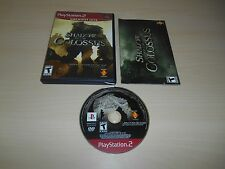 Shadow of the Colossus Complete Playstation 2 PS2 Game CIB