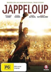Jappeloup (DVD, 2014)**