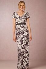 Anthropologie BHLDN Adrianna Papell Clemence Multi Gray NEW size 10