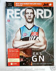 2007 AFL Football Record Finals & Rounds GEELONG CATS Premiers Carlton