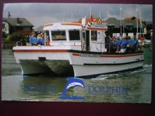 POSTCARD HAMPSHIRE HYTHE - ALISON MACGREGOR BOAT FOR HANICAPPED PEOPLE