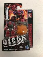 Transformers War for Cybertron: Siege Battle Masters Smashdown Action Figure