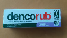 DENCORUB Gel 40G, REGULAR STRENGTH HEAT MUSCULAR PAIN RELIEF CREAM BNIB Free S