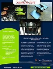 Traeger® Texas  Grilling and Searing Kit