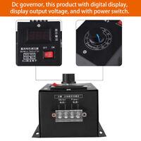 DC Motor Speed Regulator 6V-90V PWM Module 15A Digital Controller Switch Display