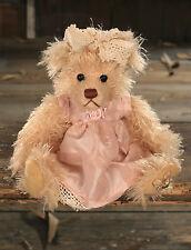 Teddy Bear 'Cathy' Settler Bears Handmade Dress Collectable Gift 20cms NEW