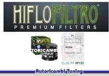 FILTRO OLIO HIFLO HF153  MOTO Gilera Arcore - 125 cc