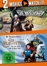 Die Besucher/Die Zeitritter - auf der Suche nach dem heiligen Zahn  [2 DVDs] (2014)