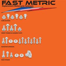2005-2007 KTM 400 EXC Plastics & Body Bolt Kits-EVERY Fastener you need