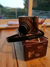 Fujifilm Instax Mini 90 Neo Classic Film Camera - Brown. Excellent, hardly used.