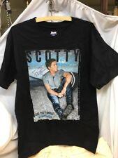 "Scotty Mccreery T-Shirt Size Medium ""See You Tonight"" Tour Memorabilia"