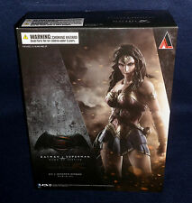 Batman v Superman Dawn of Justice WONDER WOMAN Play Arts Kai Figure Square Enix