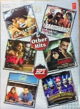 A GENTLEMAN, BAADSHAHO, SIMRAN, BHOOMI, CHEF, LUCKNOW CENTRAL - 6 FILMS IN 1 MP3