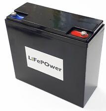20Ah 12V LiFePO4 Lithium Battery batterie