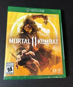 Mortal Kombat 11 (XBOX ONE) NEW