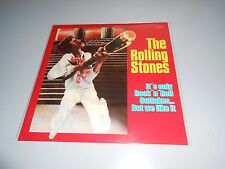 "LP THE ROLLING STONES "" it's only rock'n'roll outtakes..."" neuf non scelle"