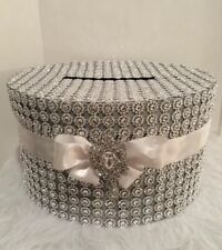 14in Bling Card Box Wedding Card Box BabyShower Card Box Birthday Party Card Box