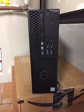 Dell Precision Workstation T3420 SFF Barebone System - Skylake - DDR4 - Warranty