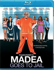TYLER PERRY'S MADEA GOES TO JAIL (David Mann) - BLU RAY - Region A - Sealed
