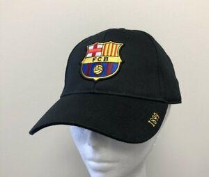 colecci/ón oficial Gorro con pomp/ón para hombre Fc Barcelona