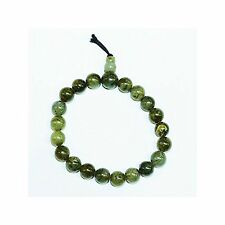 Lot 5 pcs de Power bracelet Labradorite boules 8mm