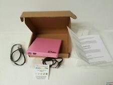 USB Slim portable Optical Drive pink USB2.0 Computers External Drives