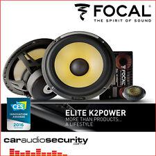 """Focal ES165K - Elite K2 Power Series 6-3/4"""" 16.5cm Component Speakers"""