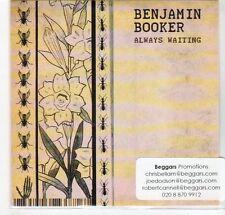 (GC953) Benjamin Booker, Always Waiting - 2014 DJ CD