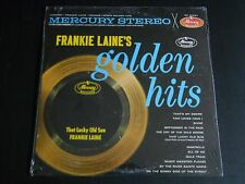 FRANKIE LAINE'S GOLDEN HITS LP RECORD NEW ORIGINAL SEALED