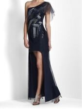 New with tag $498 BCBG Max Azria Malia Tulle Sequin B600 Dress Sz 8