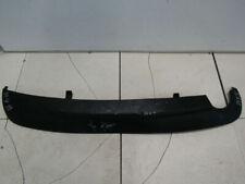 Mercedes-Benz Genuine Rear Bumper Diffuser - Black (2048853125)