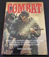 Combat, Len Cacutt, Hardback Book