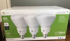 Ecosmart 65W Equivalent soft  White 2700k Flood Light Bulb 6 Pack