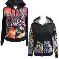 Gottex Full Zip Hooded Jacket Sweatshirt Pockets, Women's Athleisure Wear