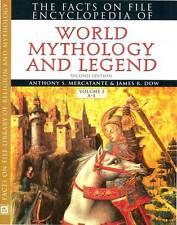 World Mythology And Legend Volume I Anthony Mercatante