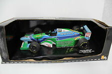 F1 Benetton Ford B 194 #5 GP Germania Evian 1:18 LIMITED BOX