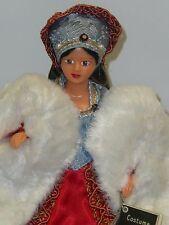 """8"""" Peggy Nisbet Doll Anne Boleyn 1507-1536 #H/217 Made in England No Box"""