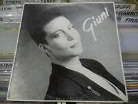 LP 33 Giuni Russo Giuni Bubble BLULP 1822 ITALY 1986
