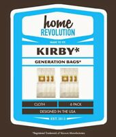 Kirby Generation Cloth Vacuum Bags | Free Shipping!