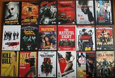 QUENTIN TARANTINO MEGA DVD collection - 18 DVDS