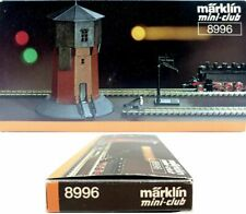 Marklin Z Scale 8996 Water Tower Assembly Kit  Original Box C8