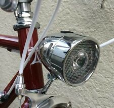 SKR-GIKEN Bicycle 7 LED light retro classic Bullet-shaped semi-gloss JAPAN #yd9