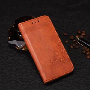 For Motorola Phones Case Flip PU Leather Cover Skin Stand Wallet CARD Shockproof