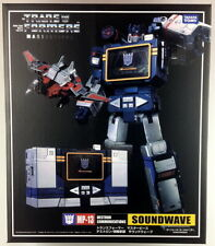 Transformers Masterpiece MP-13 Soundwave New Gifts Action Figures